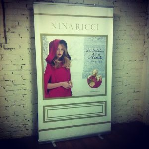 Roll up Nina Ricci