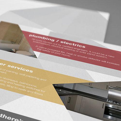 Буклеты цифровой печатью