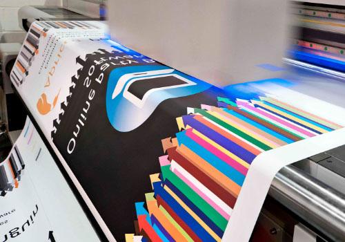 Печать широкоформатного баннера
