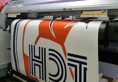 Широкоформатная интерьерная печать на бумаге