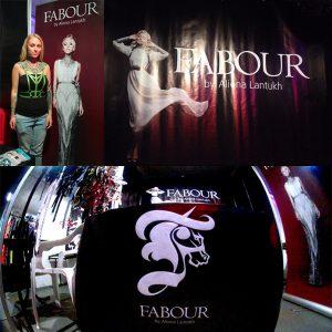Широкоформатные баннеры Fabour